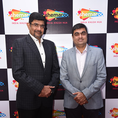 A new era, a new look: Shemaroo has rebranded its corporate identity after 55 years