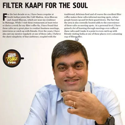 Filter kaapl  for the soul