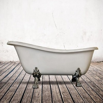 Changing the world from the depths of your bathtub