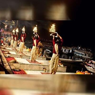 Shemaroo Entertainment now brings Live Ganga Aarti on Shemaroo Bhakti app for the Devotees straight from Assi Ghat at Varanasi