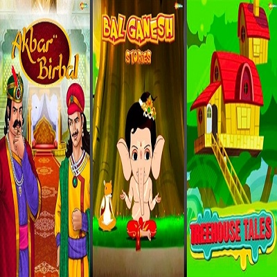 Shemaroo Entertainment launches 3 exciting animated series for kids - Bal Ganesh, Akbar Birbal, and TreeHouse Tales