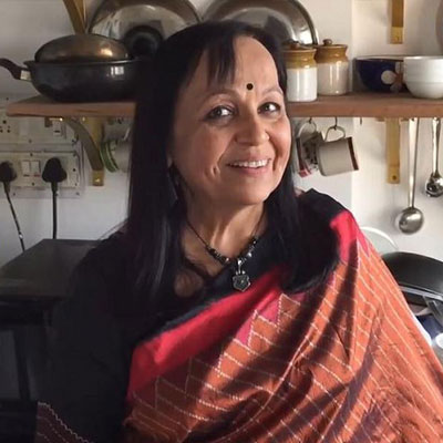 Rohini Hattangadi is back as a Gujarati matriarch � just don�t confuse her for Kasturba