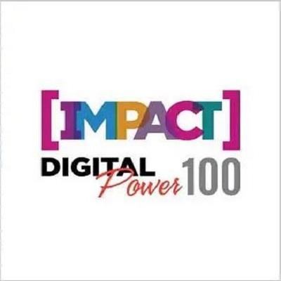 IMPACT digital power 100 list