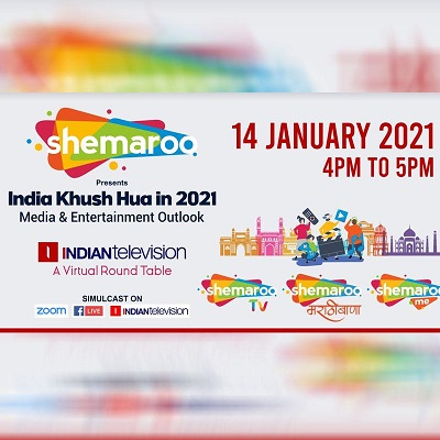Shemaroo and Indian Television panel discussion
