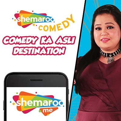 ShemarooMe launches Hasgulle Kaviyon Ka Swag Season II on Shemaroo Comedy category